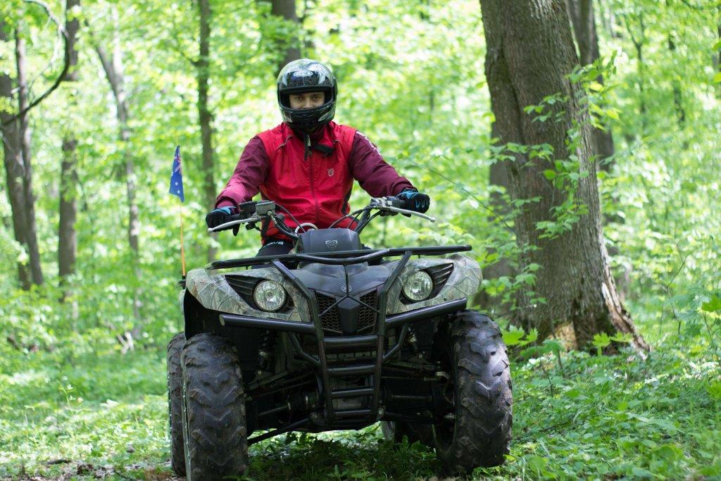 КВАДРОТУР по лесным дорогам на квадроциклах