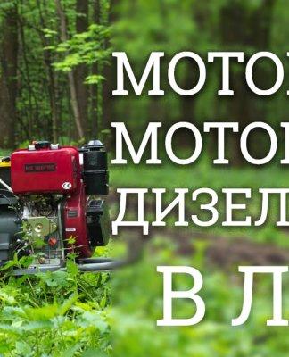 Мотоблок Мотор Сич. дизельный