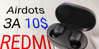Redmi Airpods за 10$