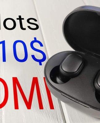 Redmi Airpods за 10$